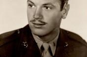 Lieutenant Byron W. Mayo Age 21, USMC Pilot