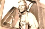 Byron in TBF Cockpit
