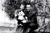 Father and Son - Pasadena