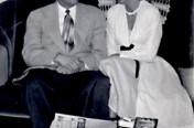 Mary and Byron W. Mayo - Happy Newlyweds in Pasadena